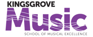 [img] Kingsgrove Music logo